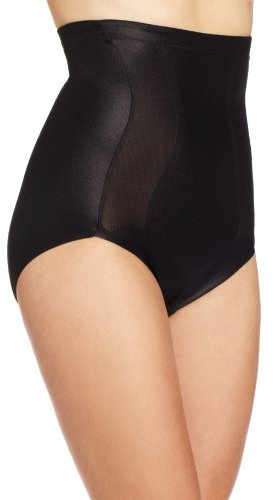 Flexees Women's Sensual Shapes Hi-waist Brief