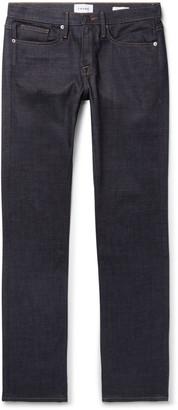 Frame L'Homme Slim-Fit Denim Jeans - Men - Blue