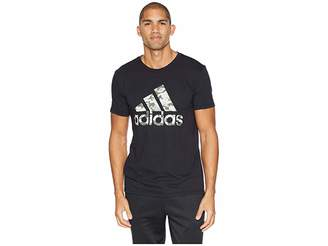 adidas Badge of Sport Camo Tee