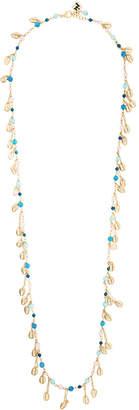 Rosantica bead embellished necklace