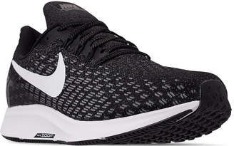 Nike Men's Air Zoom Pegasus 35 Wide Width Running Sneakers from Finish Line