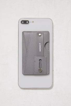 Monet Brand Phone Wallet + Grip