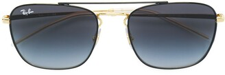 Ray-Ban aviator shaped sunglasses