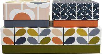 Orla Kiely Set of 3 Storage Boxes
