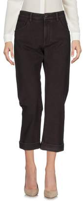 Care Label 3/4-length trousers