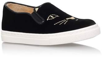 Charlotte Olympia Incy Cool Cat Skate Shoes