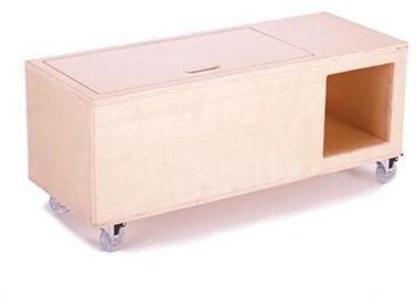 Argington Fuji Toy Box- Birch