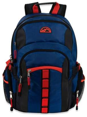 Mountain Edge Deluxe Carrier Backpack - Blue