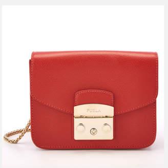 Furla Women's Metropolis Mini Cross Body Bag