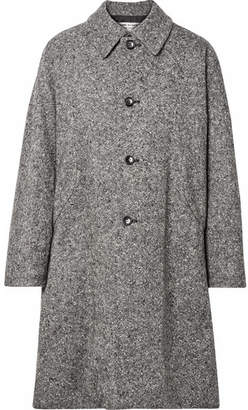 Comme des Garcons Oversized Wool-blend Tweed Coat