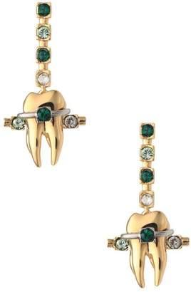 Schield Earrings