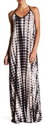 American Twist Spaghetti Strap Maxi Dress