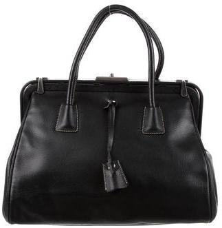 pradaPrada Madras Cerniera Doctor Bag