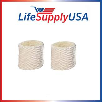 Sunbeam 2-pack Humidifier Wick Filter for 1173 & Relion by LifeSupplyUSA