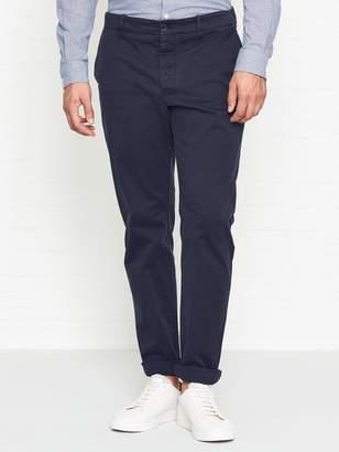 YMC Cotton Twill Deja Vu Trousers - Navy