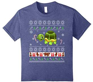IDEA Ugly Christmas Sweater Cute Turtle T-shirt Xmas Gifts