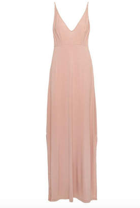 Cosabella Plunge-Neck Maxi Dress