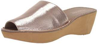 Kenneth Cole Reaction Women's Shine Dance Platform Slide Sandal Sandal