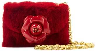 Oscar de la Renta Mink TRO Bag