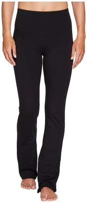Yummie by Heather Thomson Jodi Boot Cut Cotton Shaping Legging Women's Casual Pants