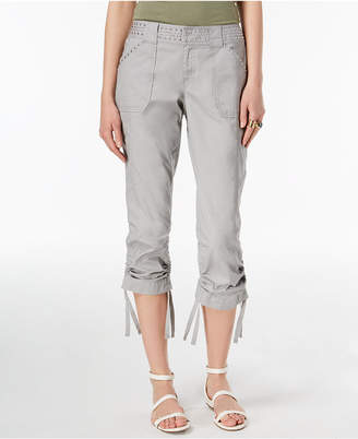 INC International Concepts I.n.c. Studded Cargo Pants, Created for Macy's