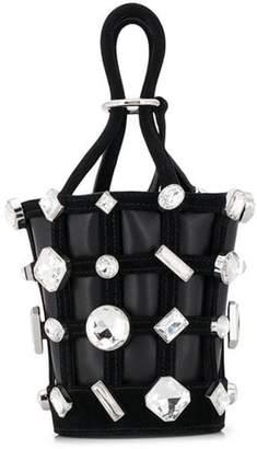Alexander Wang micro cage bucket bag