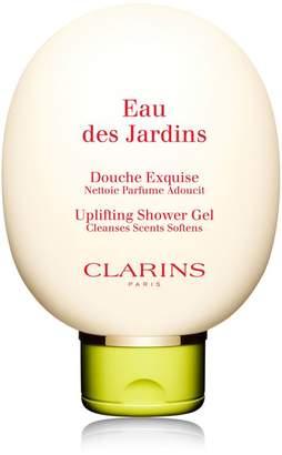 Clarins Eau Des Jardins Uplifting Shower Gel