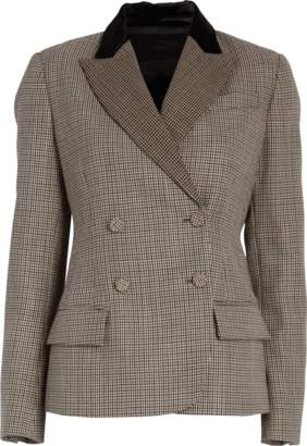 Roberto Cavalli Wool Tailored Jacket