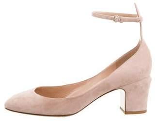 Valentino Tango Ankle-Strap Pumps