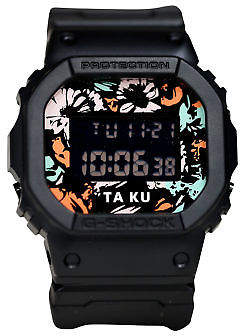 G-Shock New G Shock Women's Ta-Ku 35Th Anniversary Collab Watch Cotton Canvas