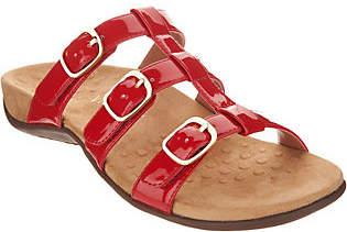 Vionic Adjustable Slide Sandals - Misa