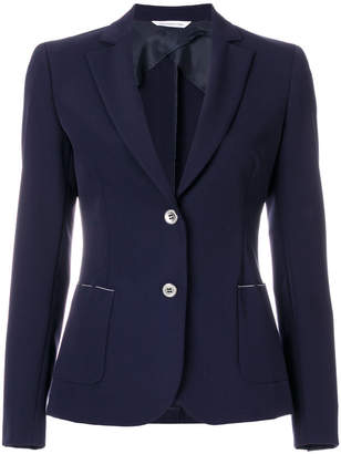 Tonello slim-fit buttoned blazer