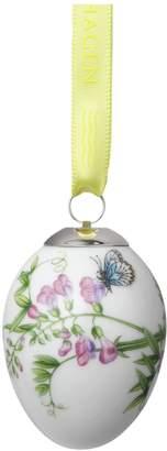 Royal Copenhagen Spring Easter Egg Butterflies Porcelain Figurine