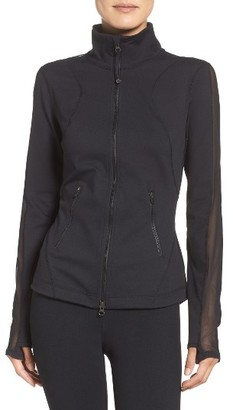 Women's Zella Stardust Training Jacket $89 thestylecure.com