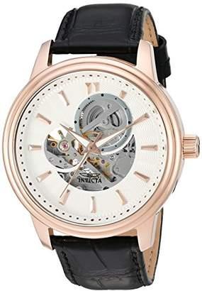 Invicta Men's 22579 Vintage Analog Display Automatic Self Wind Watch