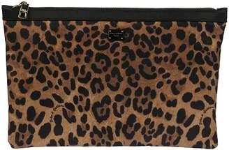 Dolce & Gabbana Leopard Clutch