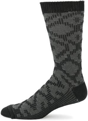 UGG Men's Textured Crew Socks