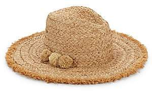 Hat Attack Women's Thick Braid Ranch Hat