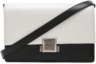 Saint Laurent Medium Colorblock Leather Bellechasse Satchel