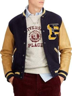 Polo Ralph Lauren Varsity Jacket