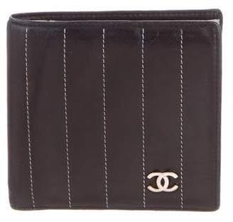 Chanel Mens' Mademoiselle Ligne Wallet
