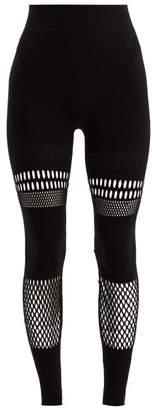 adidas by Stella McCartney Warpknit Leggings - Womens - Black