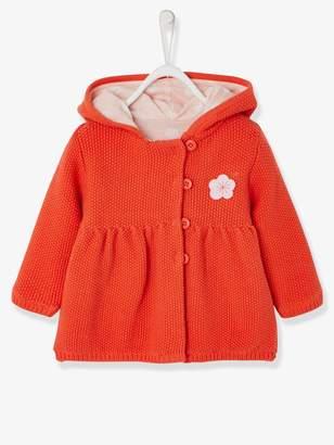 Vertbaudet Baby Girls' Hooded Cardigan: