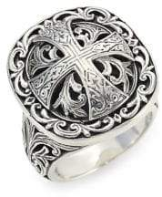 Konstantino Sterling Silver Ring