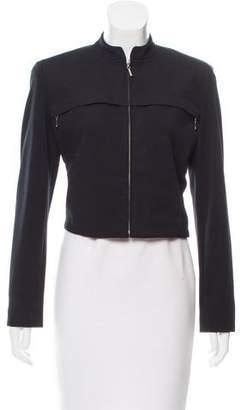 Ungaro Emanuel by Short Structured Jacket