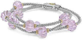 Lagos 18k CaviarTM Forever 10 Melon Bead Rope Bracelet