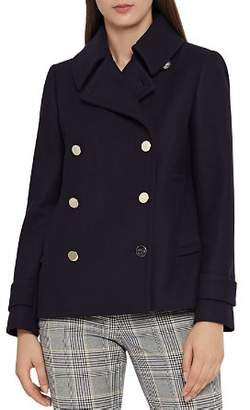 Reiss Becall Peacoat