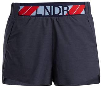 Lndr - Drift Technical Shorts - Womens - Grey Multi