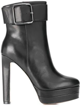 Liu Jo platform ankle boots