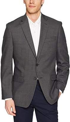 Calvin Klein Men's Malik Slim Fit Single Breast 2 Button Blazer